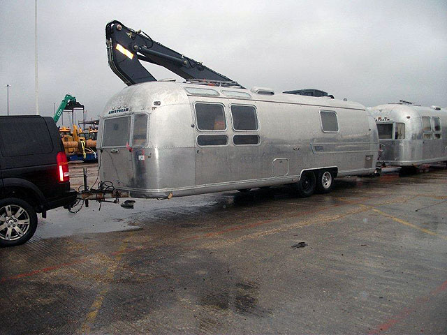 The Weber Experience | American Retro Caravans Blog
