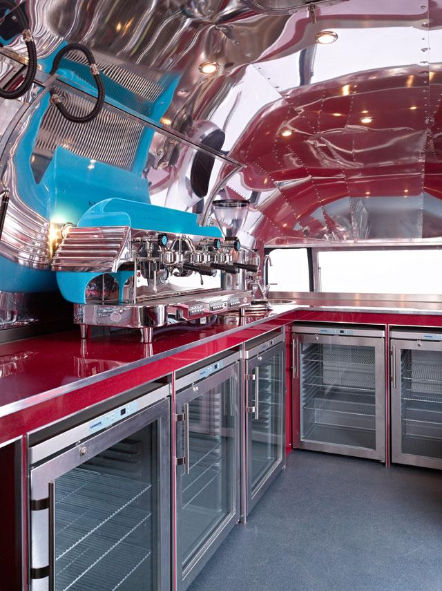 Cafe Airstream