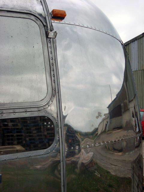 Repaired Airstream