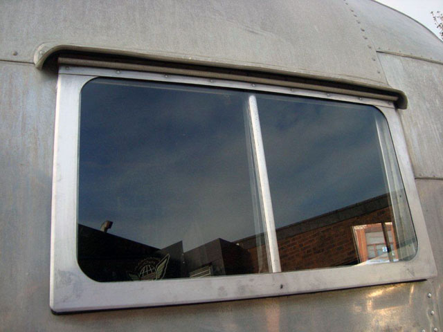 Airstream Window Restoration