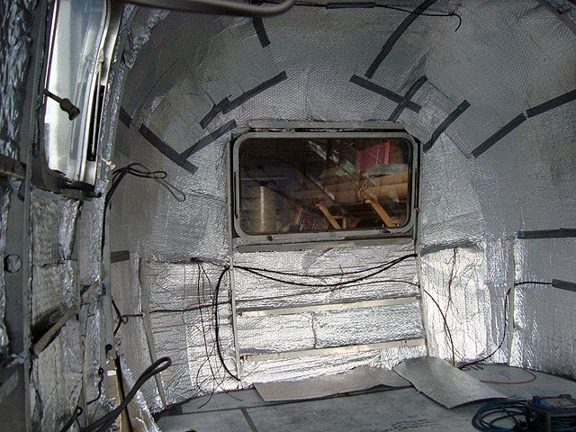 Airstream Insulation