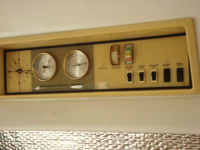 Airstream controls