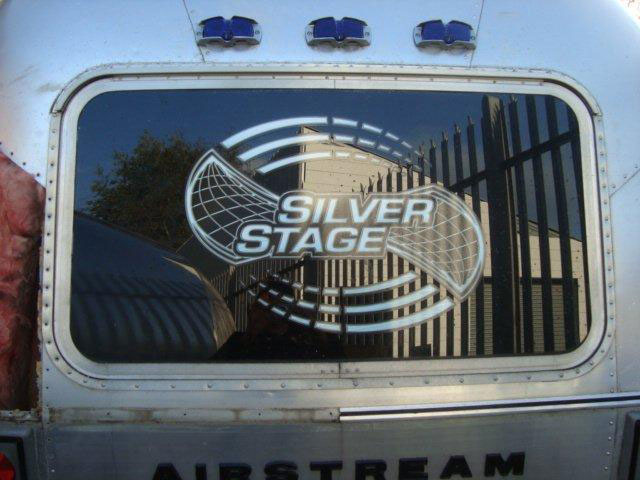 silver stage airstream