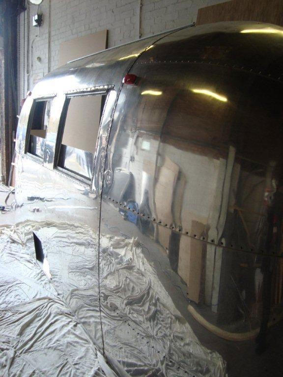 Half an Airstream