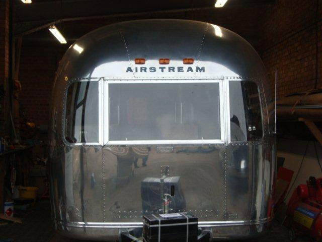 1970s Airstream