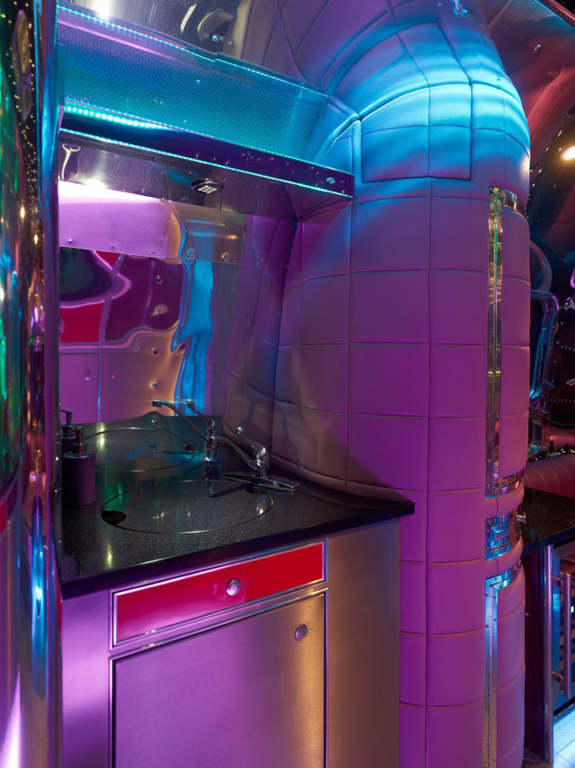 lava lamp Airstream