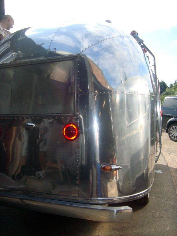 airstream caravel polish