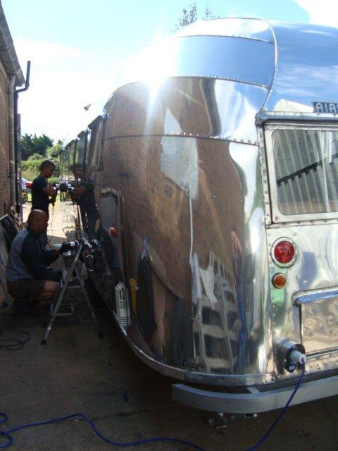 whale tail airstream