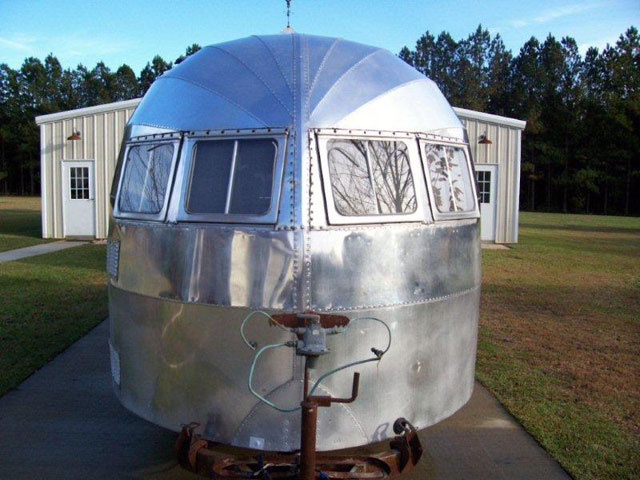 Silver Caravans For Sale With Amazing Minimalist