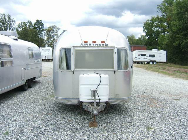 1972 vintage Airstream for sale