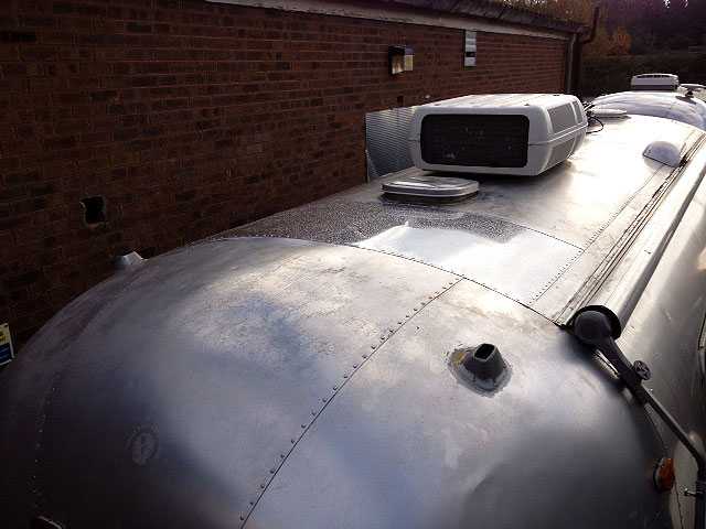 Airstream Repair UK