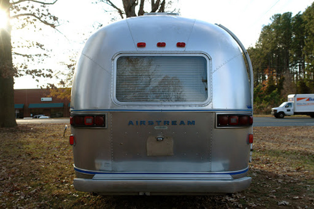 1976 Airstream Safari for sale in the UK