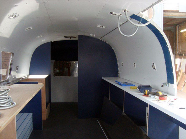 doom bar Airstream