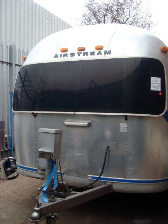 Airstream for Sale in the UK