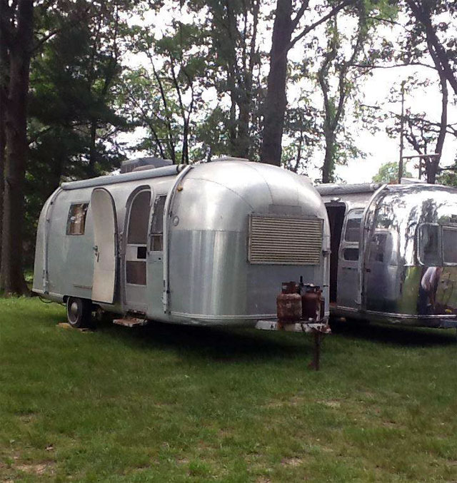 Airstreams in Illinois