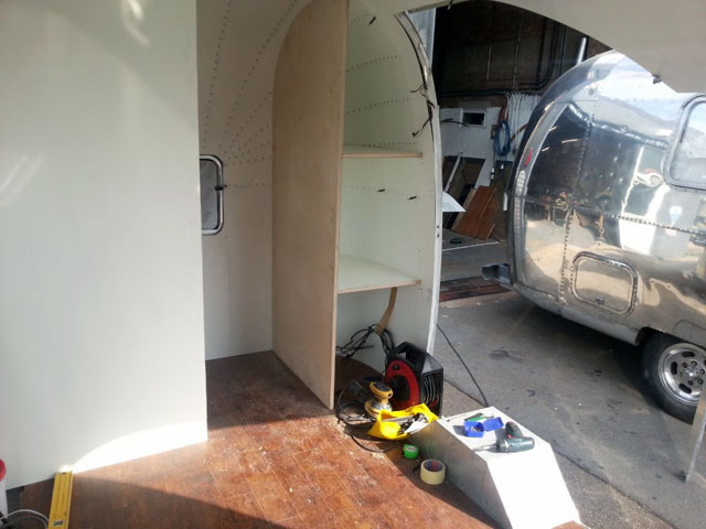 Airstream work