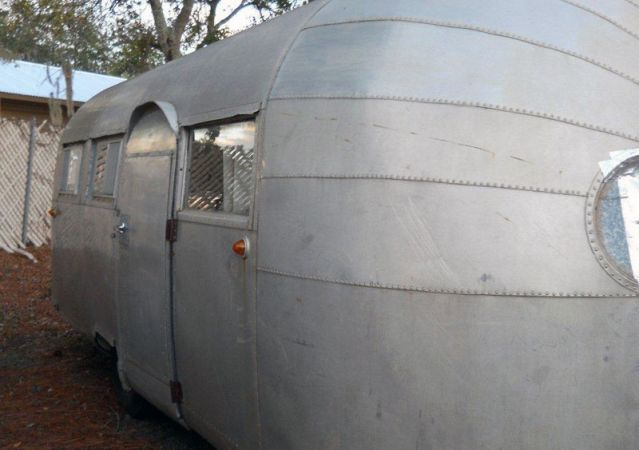 Rare Airstream Liner for sale
