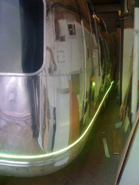 Airstream lights