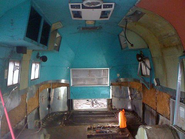 Airstream Cruiser
