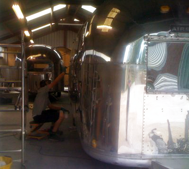 Airstream repairs