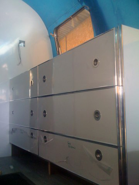 pool house airstream drawers