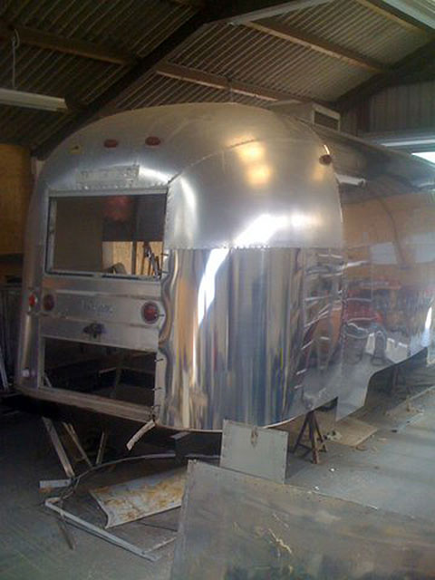 airstream lodge
