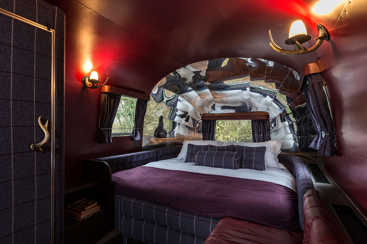 The Huntsman 65 Airstream