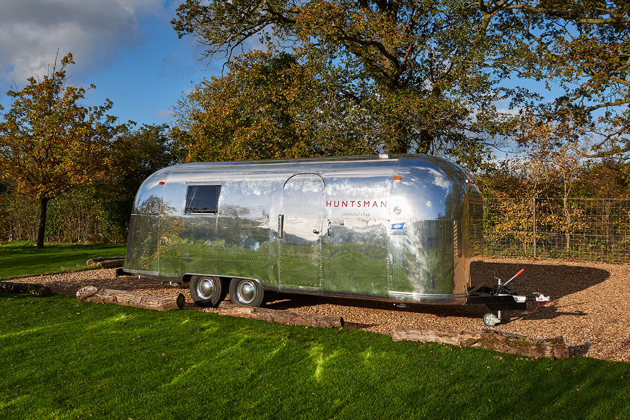 Huntsman 68 Airstream