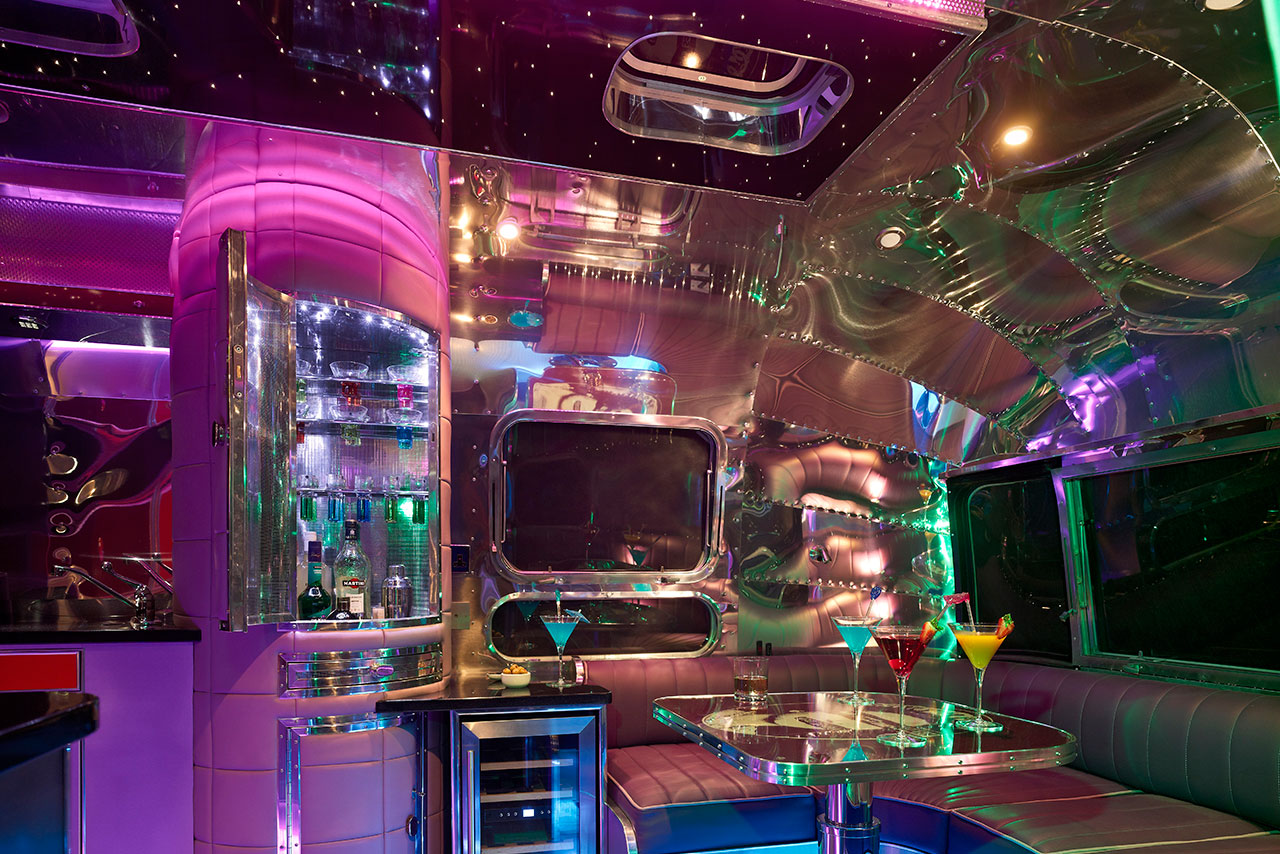 The Lava Lamp Airstream