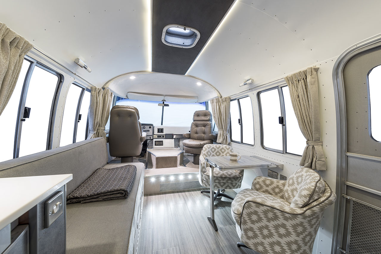 Luxury Airstream 280